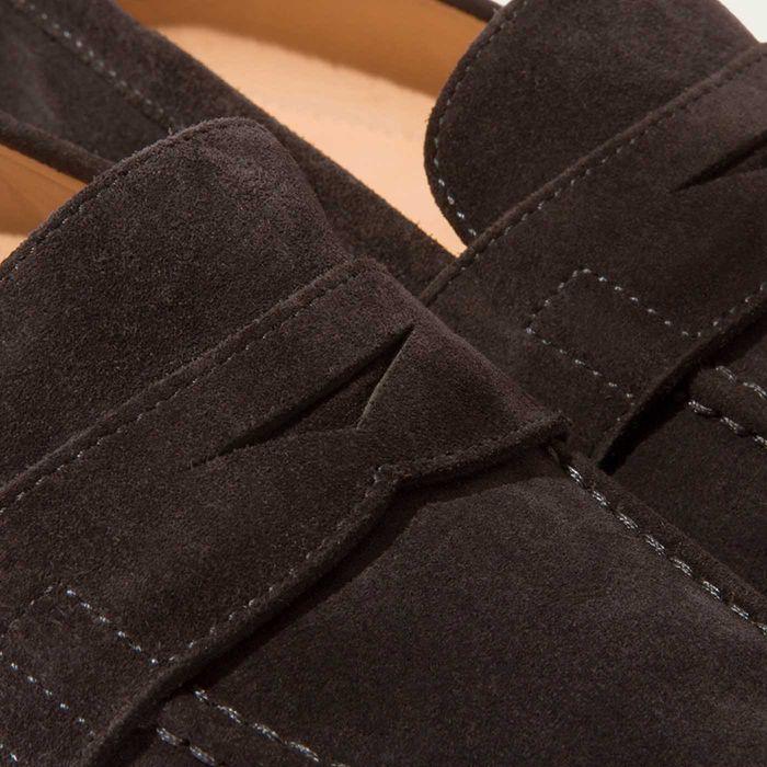 Raimondo Ebano Scamosciato Loafers   Bombinate