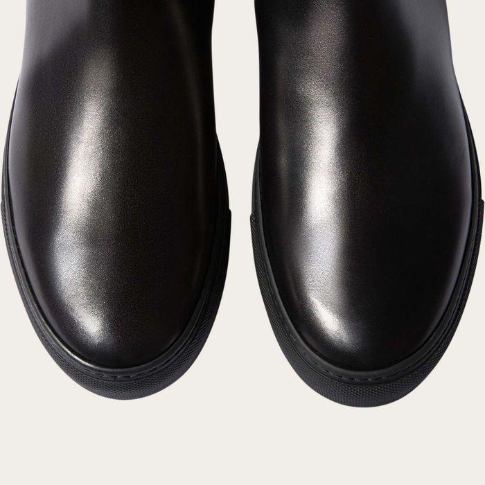 Tommaso Nero Intenso Chelsea Boots | Bombinate