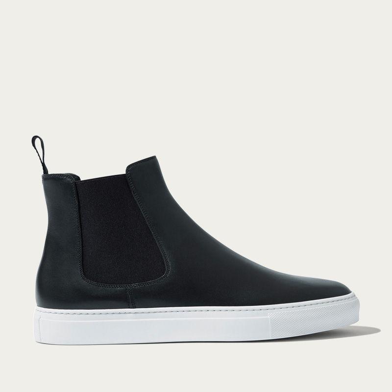 Tommaso Blu Chelsea Boots | Bombinate