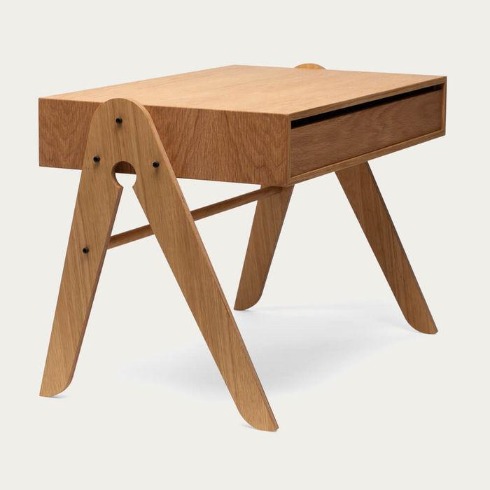 Oak Geo's Table   Bombinate