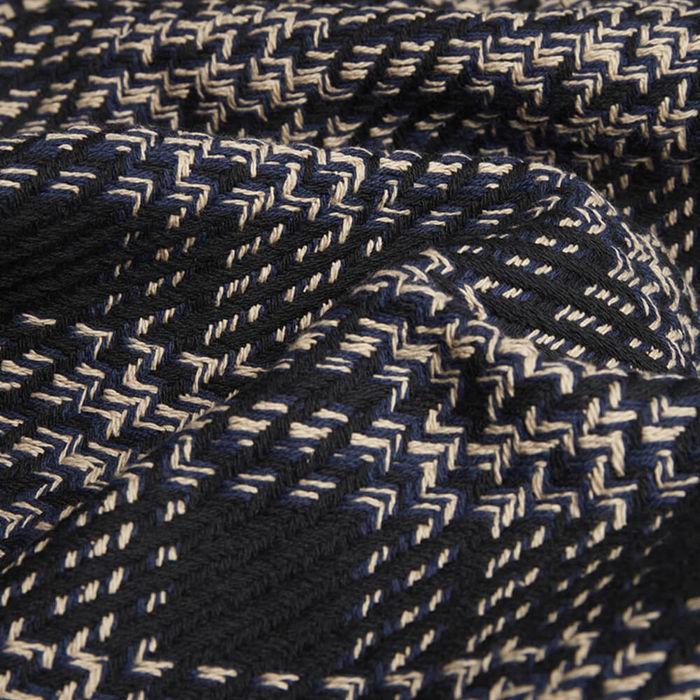 Dark Beatnik Whiting Shirt | Bombinate