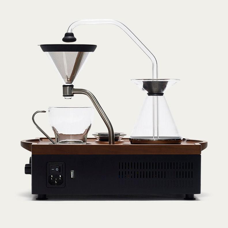 Black Barisieur Coffee Alarm Clock (PRE-ORDER) - 1 month lead time | Bombinate