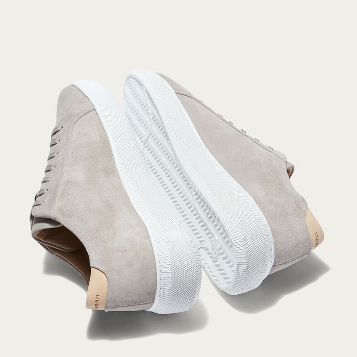 Ghost Series 8 Suede Sneakers   Bombinate