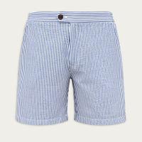 Blue Tailored Originals Swim Shorts   Bombinate