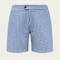 Azure Blue Tailored Originals Swim Shorts | Bombinate