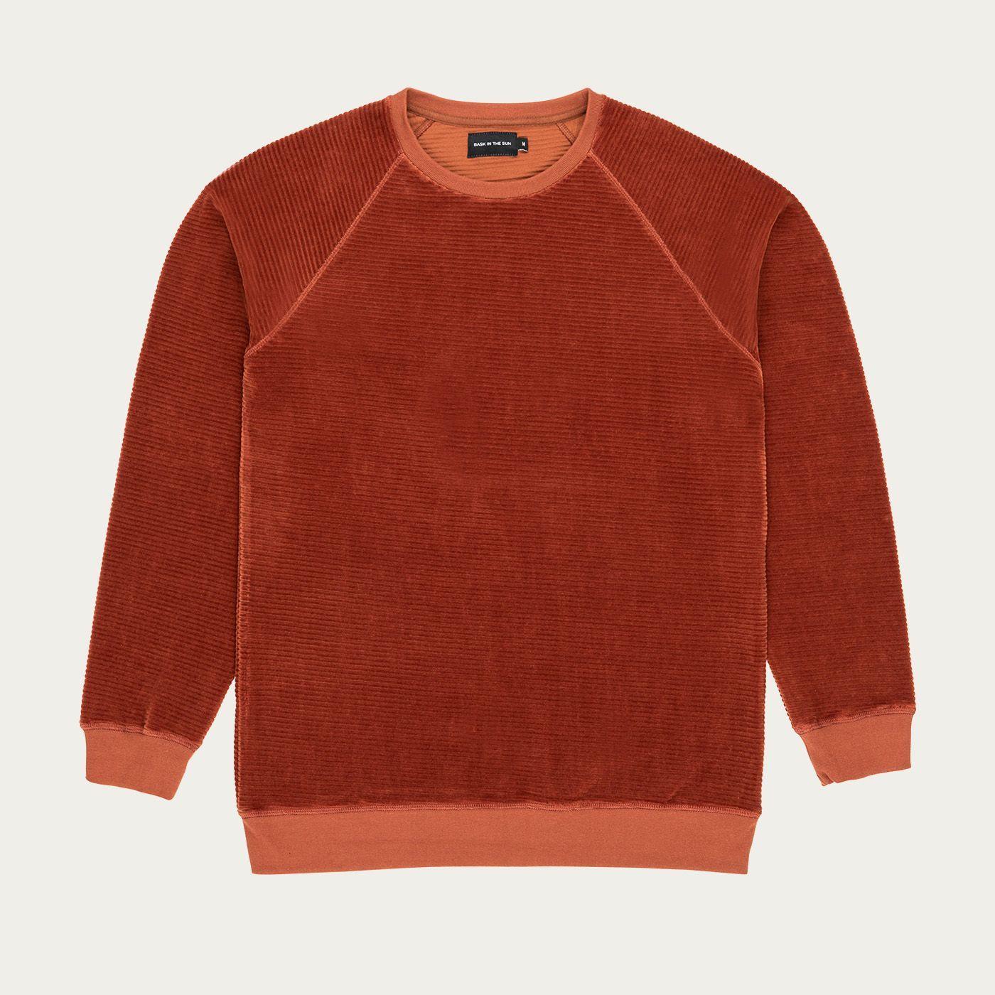 Fox Eder Corduroy Sweatshirts | Bombinate