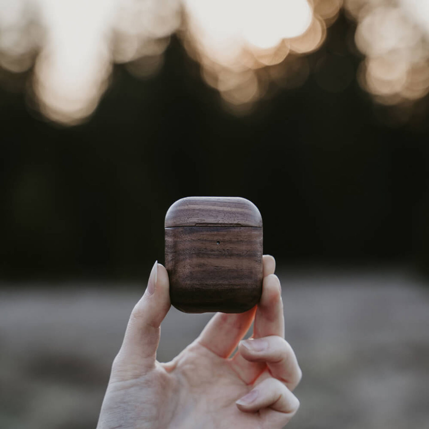 Wooden Airpods Case | Bombinate