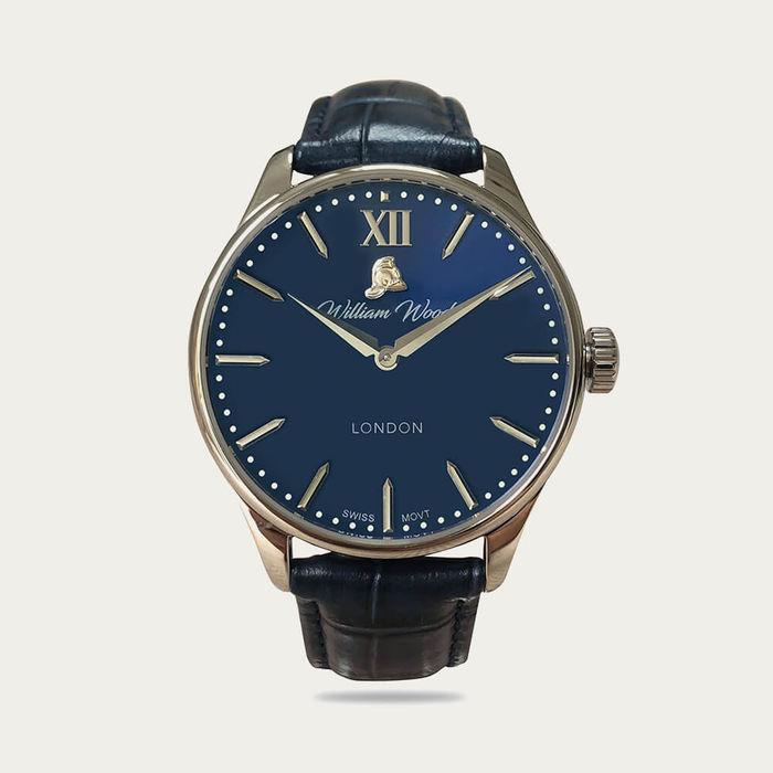 Midnight Blue Chivalrous Watch | Bombinate