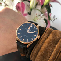 Rose Gold Chivalrous Watch | Bombinate