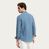L1 Linen Shirt Cala Luna | Bombinate