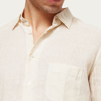 L1 Linen Shirt Spiaggia Lunga | Bombinate