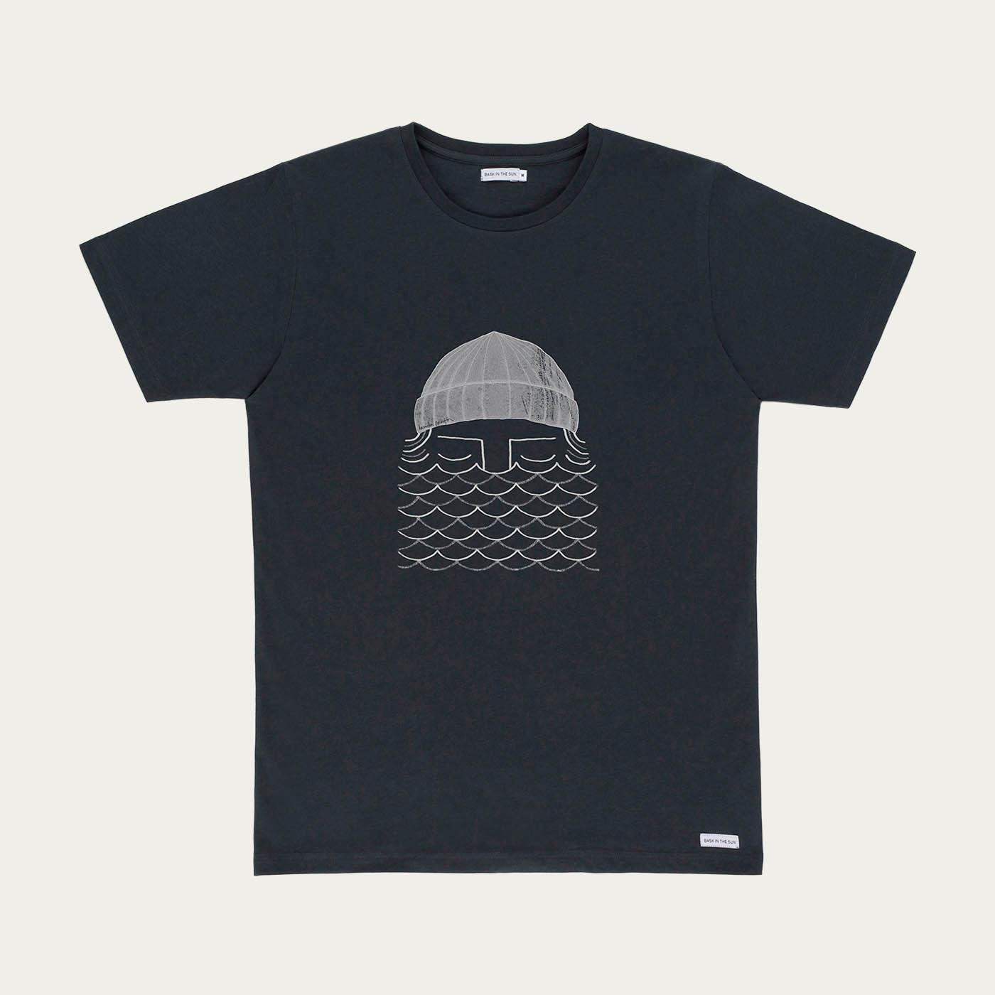 Black to Sea Tee-shirt | Bombinate