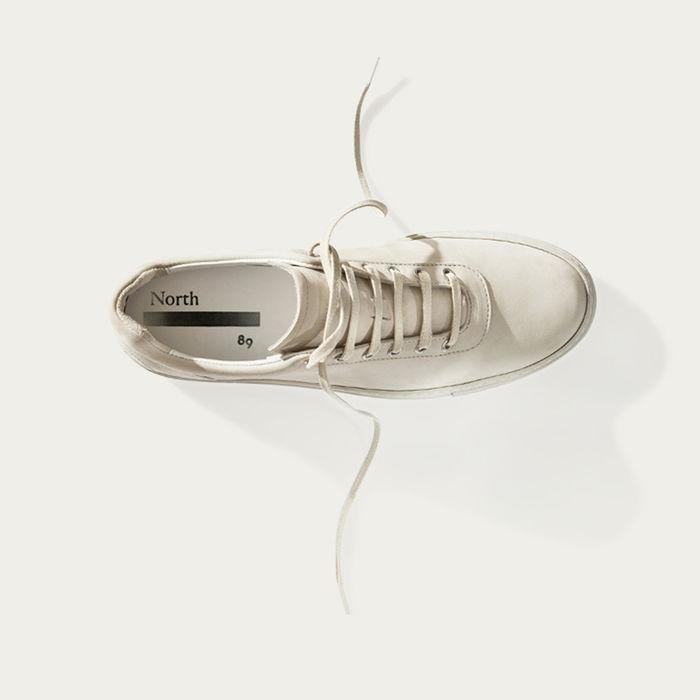 No-1 Grädde Sneakers | Bombinate