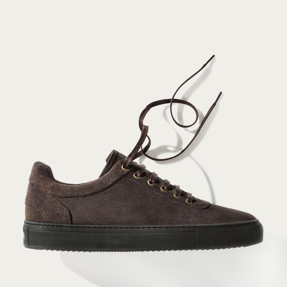 No-1 Ebony Sneakers | Bombinate