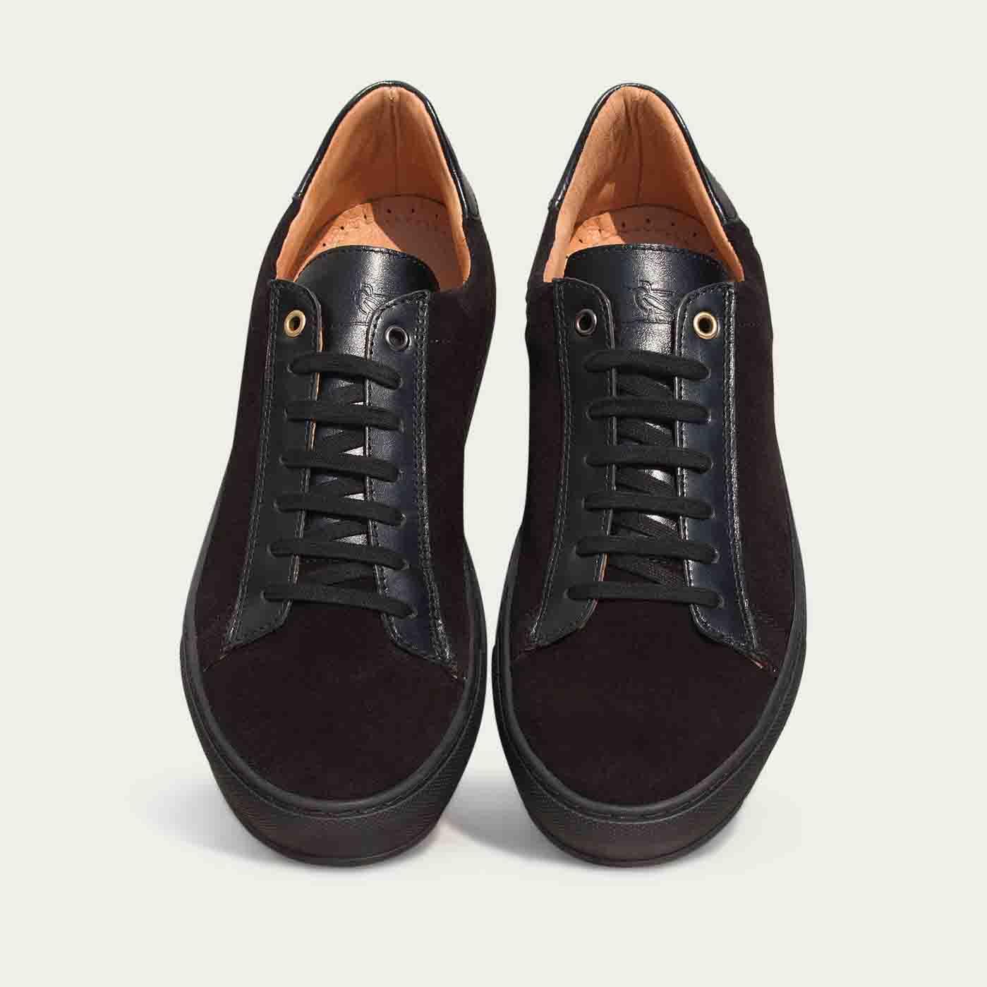 Black Corneille Taranta Sneakers    Bombinate