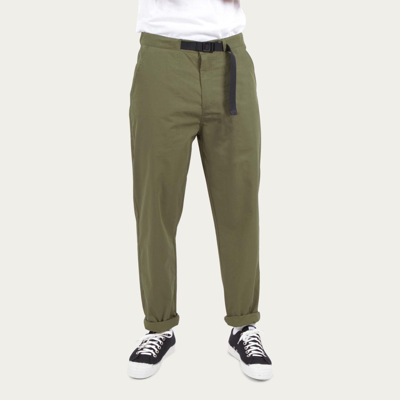 Green Toro Paper Pant  | Bombinate