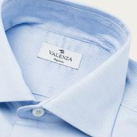 Blue Organic Twill Shirt   Bombinate