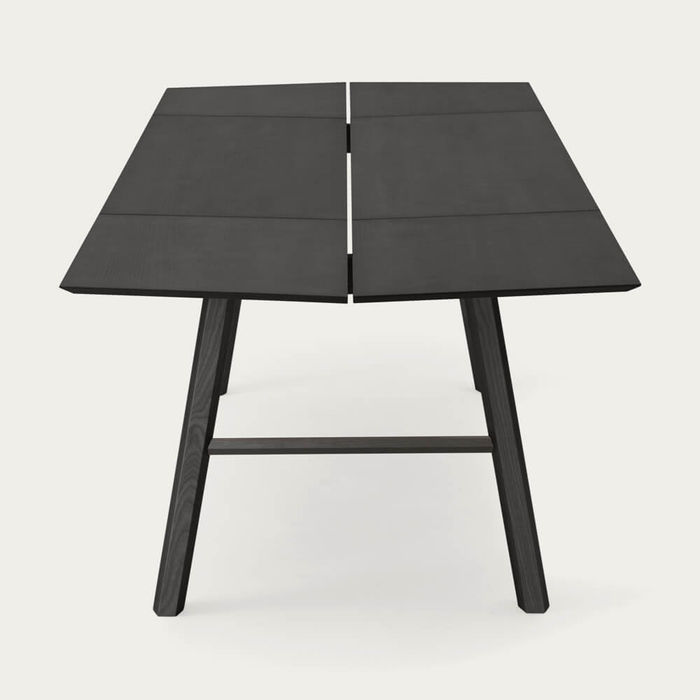 Black Wood/Black Savia Table | Bombinate