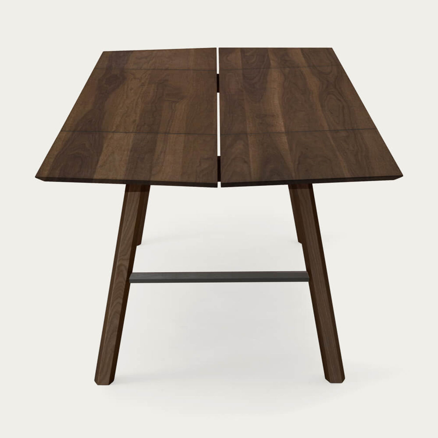 Dark Wood/Black Savia Table   Bombinate