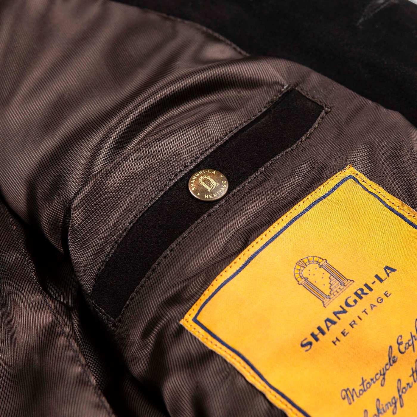 Brown Terracotta Suede Jacket    Bombinate