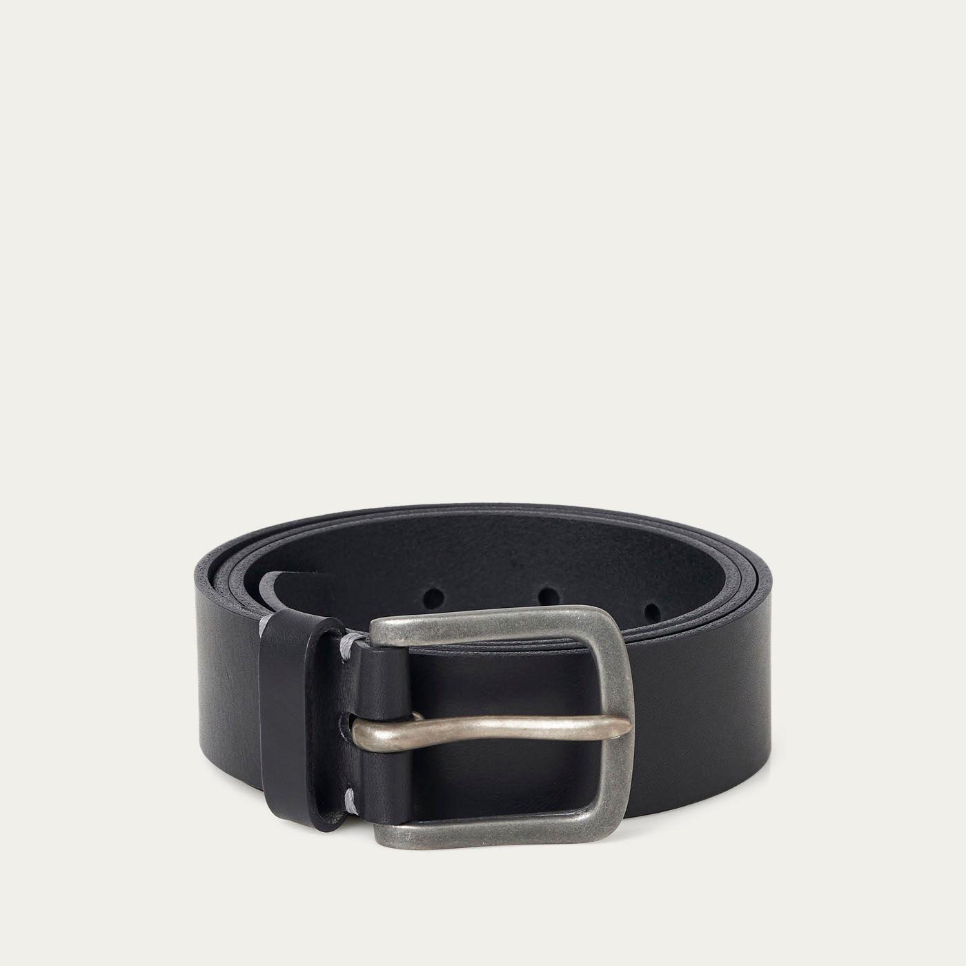 Pitch Black/Pewter Original Belt  | Bombinate