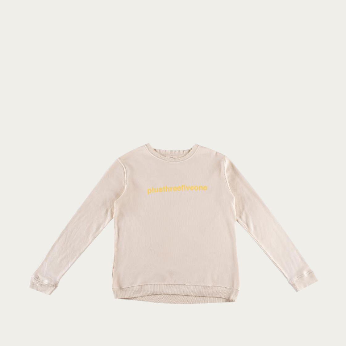Sand and Yellow +351 Sweatshirt 0
