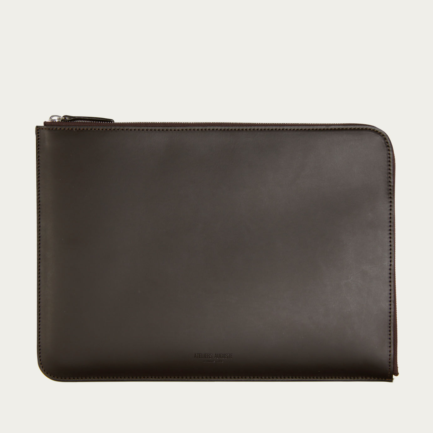 Brown Trevis Laptop Sleeve  | Bombinate
