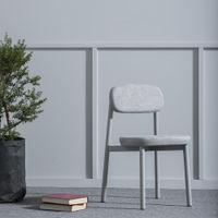 Gray Residence Chair | Bombinate