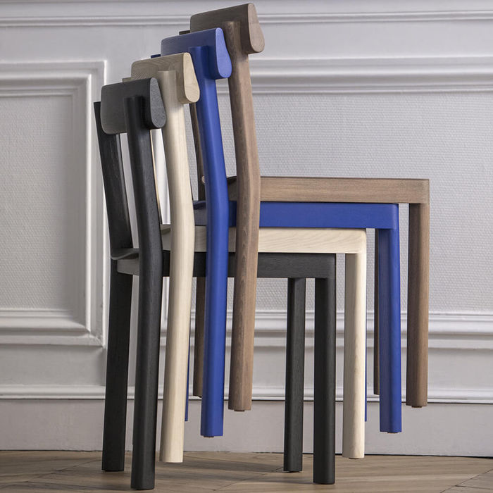Blue Oak Galta Chair | Bombinate