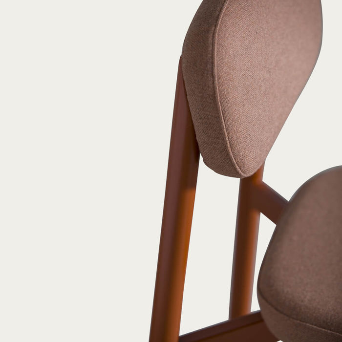 Sand Pink Residence Chair | Bombinate
