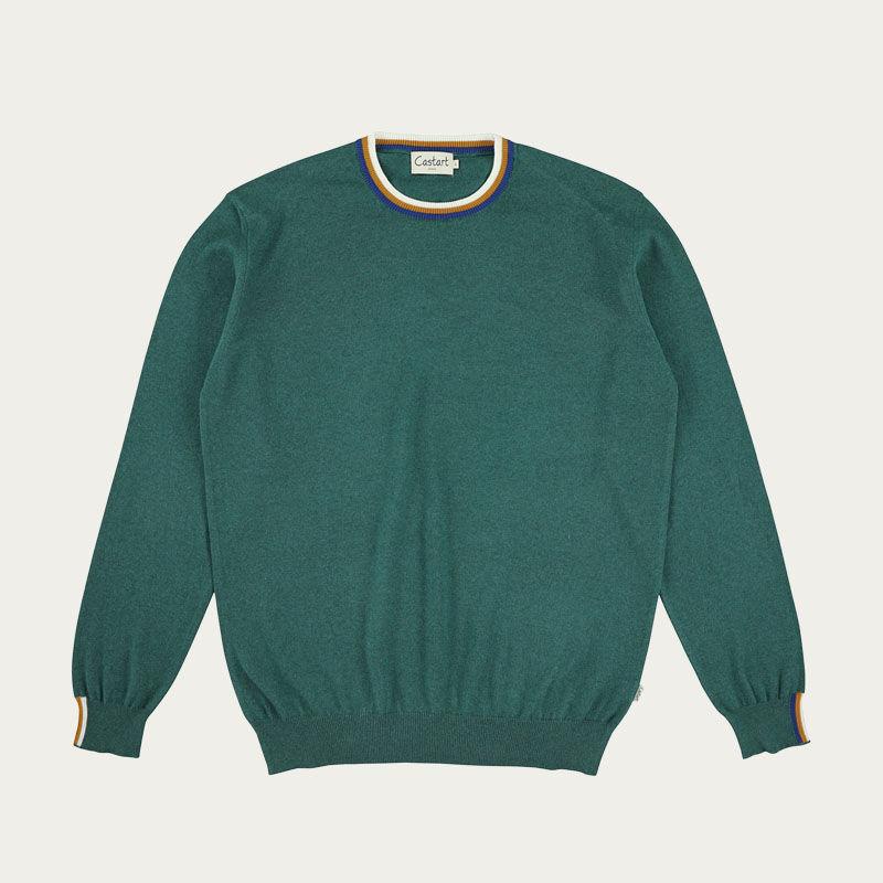 Khaki Concord Knitwear    | Bombinate