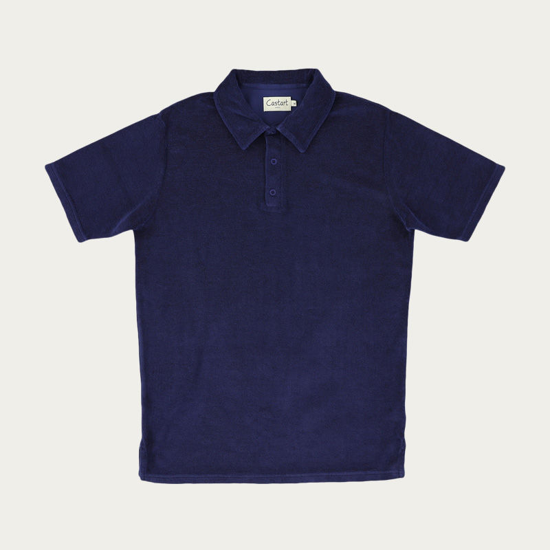 Navy Noho Polo  | Bombinate