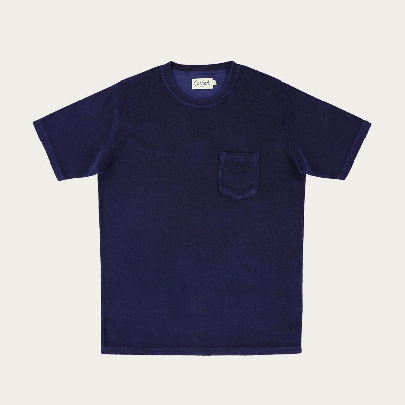 Navy Soho T-shirt  | Bombinate