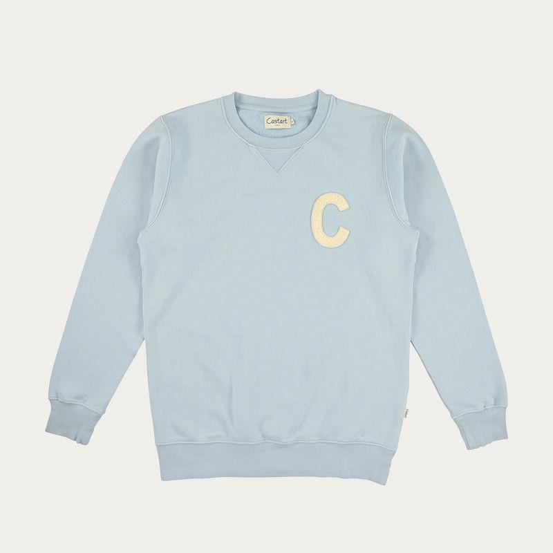 Aqua Williamsburg Sweater  | Bombinate