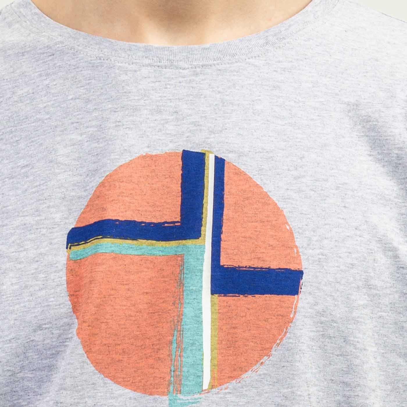 Grey Bronx T-shirt  | Bombinate