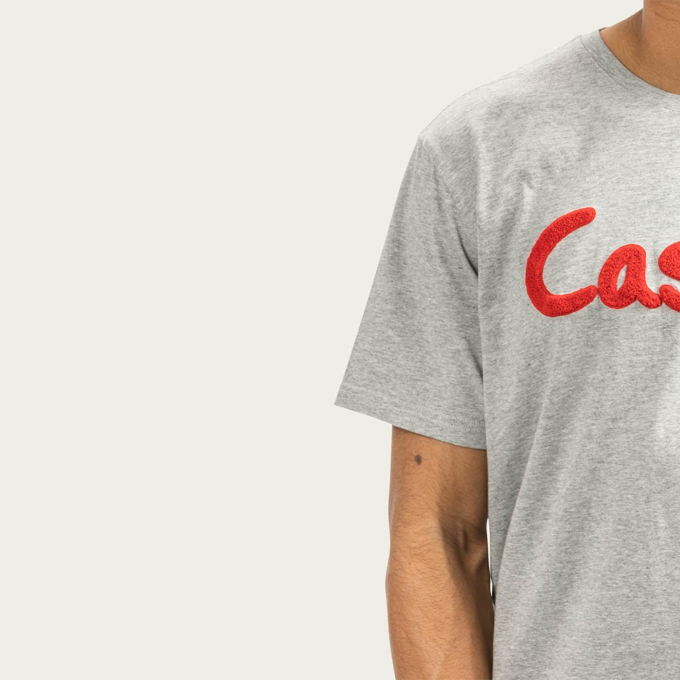 Middle Grey Raph T-shirt | Bombinate