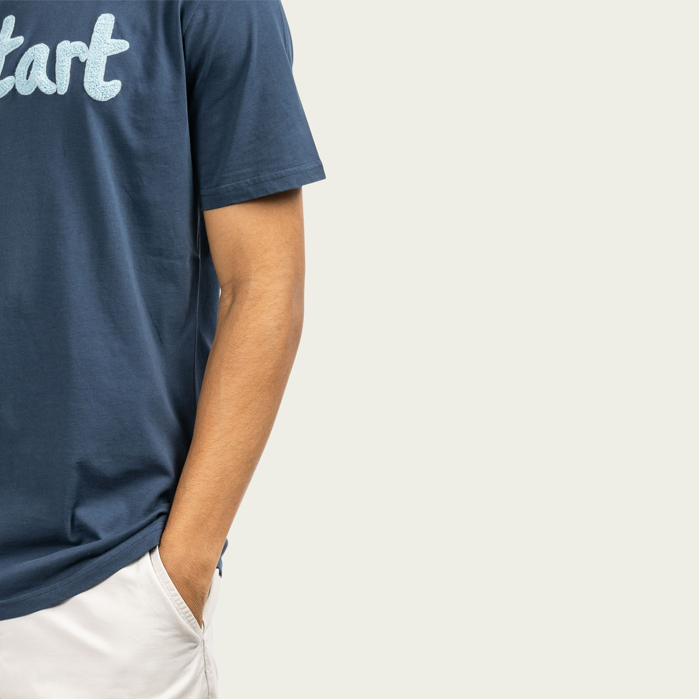 Navy Raph T-shirt  | Bombinate