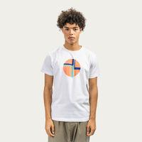 White Bronx T-shirt    Bombinate
