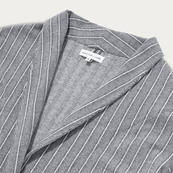 Decking Stripe Relax Robe | Bombinate