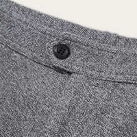 Dusk Grey Travel Trouser  | Bombinate