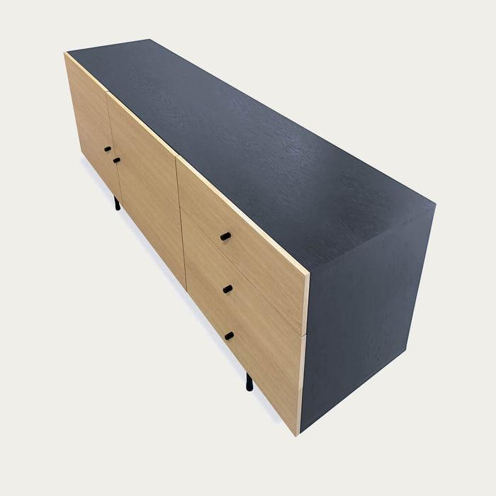Oak Jugend Sideboard | Bombinate