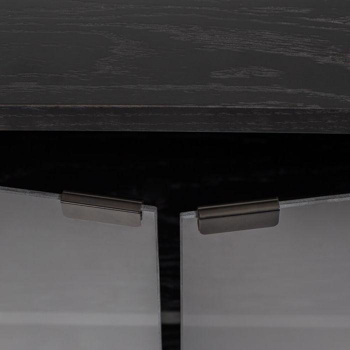 Black Oak Skagen Sideboard   Bombinate
