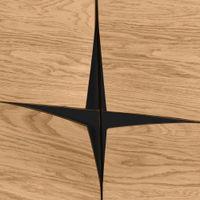 Oak Flop Highboard | Bombinate