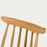 Oak Aino Chair Set of 2 | Bombinate