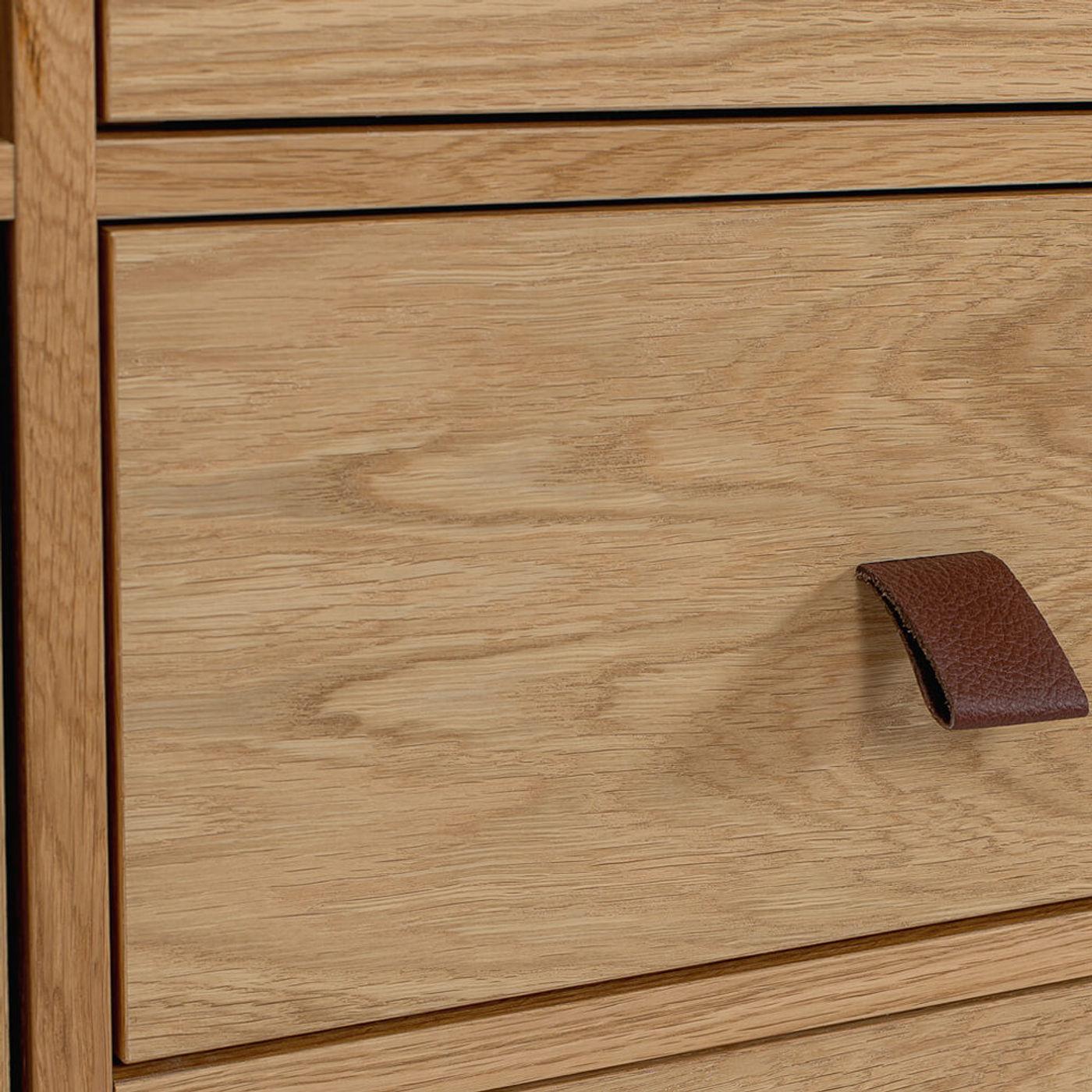 Oak Slussen Sideboard | Bombinate