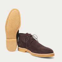The Chocolate Chukka Boots  2
