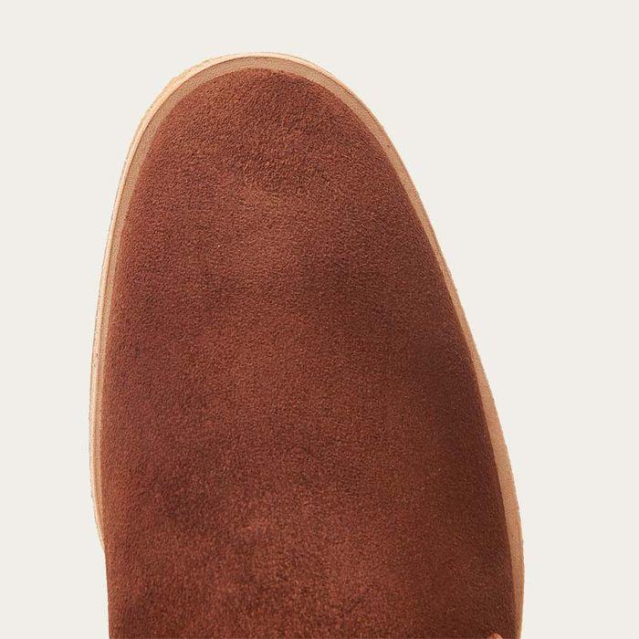 The Chestnut Chukka Boots    Bombinate