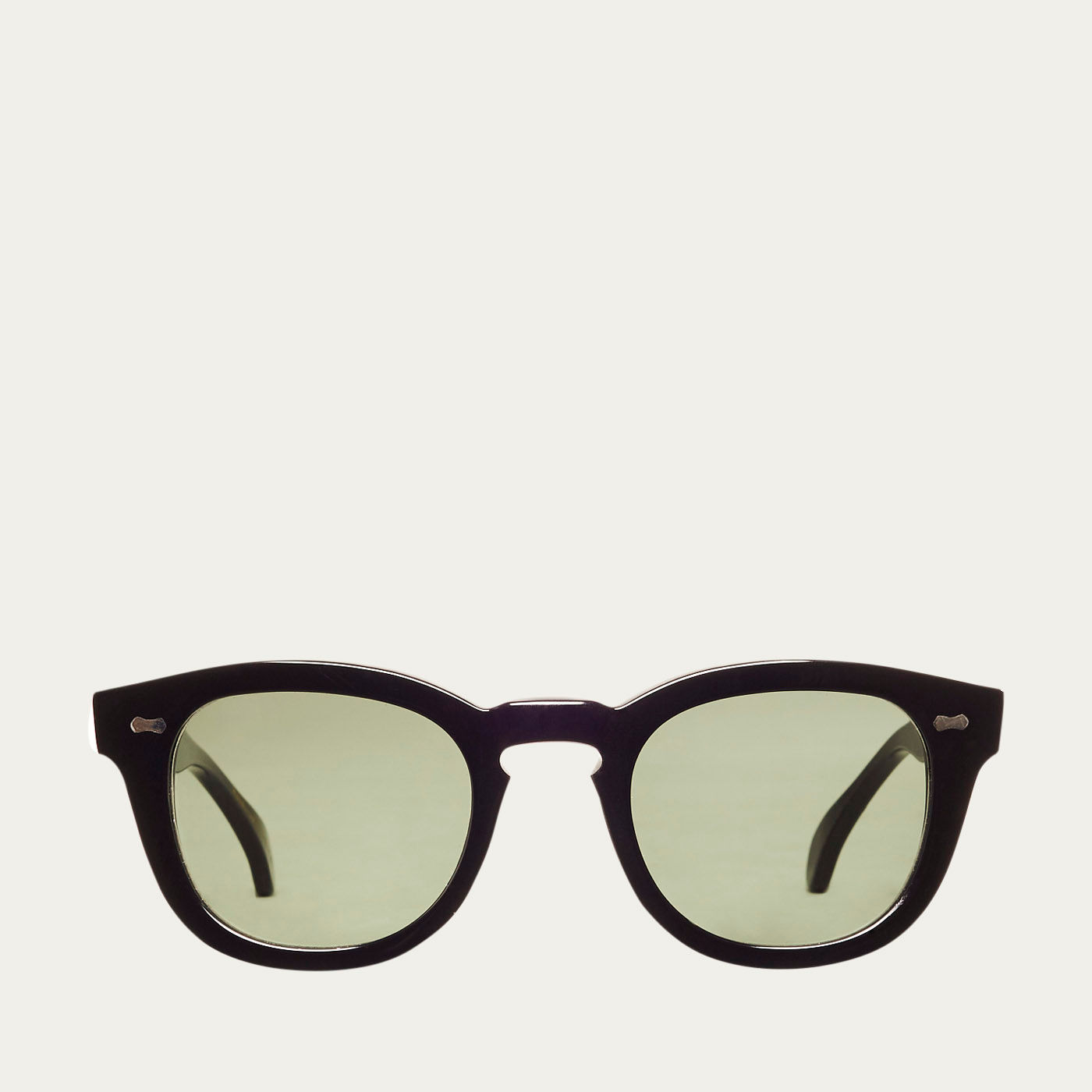 Donegal Black / Bottle Green  Sunglasses | Bombinate