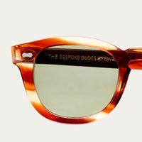 Havana / Bottle Green Donegal  Sunglasses   Bombinate