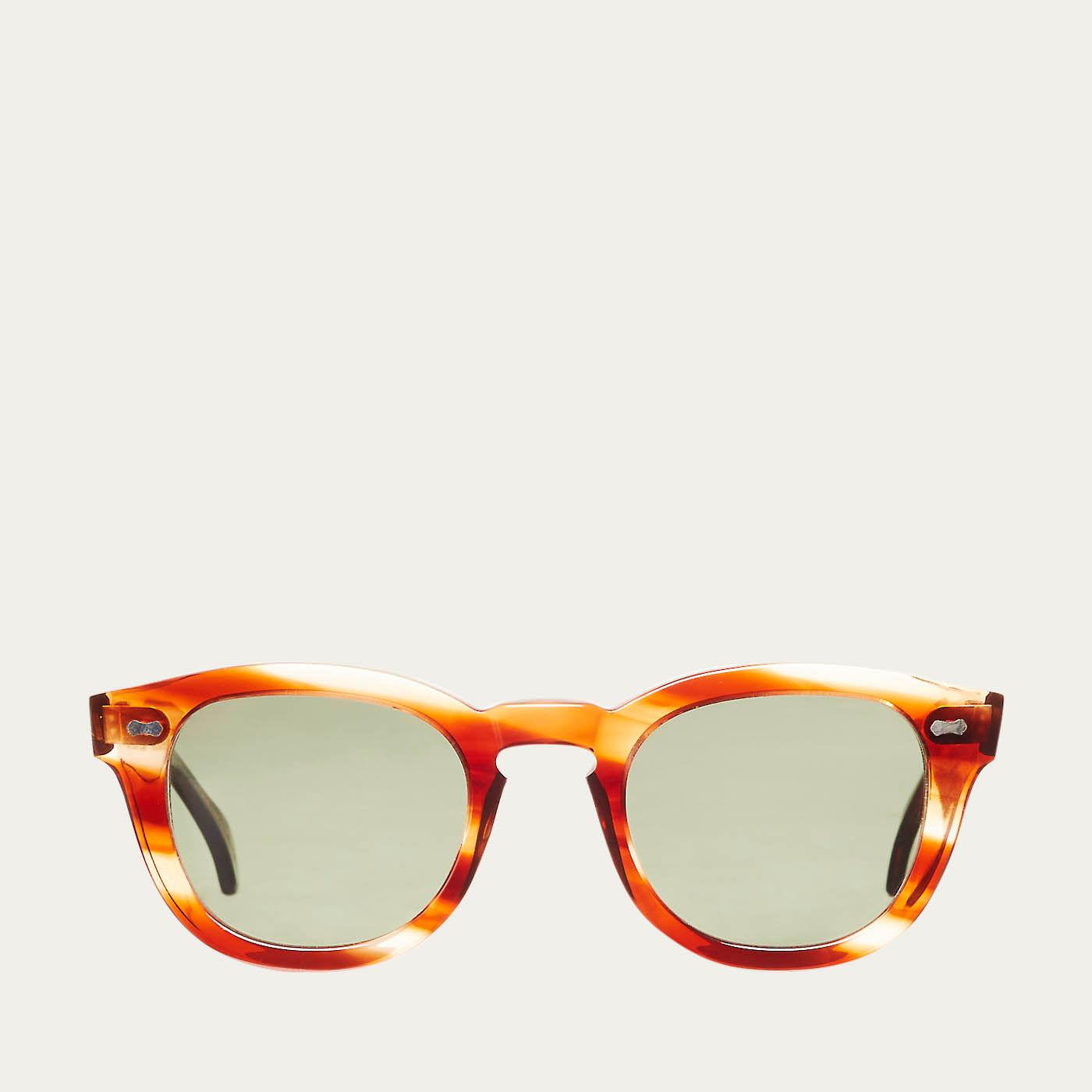 5a38f691319 Havana   Bottle Green Donegal Sunglasses